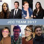 New JCC Team 2017 viola albertini alice flygare matteo bilei elisabetta rota gabriele valente mattia ronchi ida montrasio giulietta minucci
