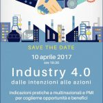 industria 4.0 industry dalle intenzioni alle azioni 10 aprile 2017 studio legale de berti jacchia franchini forlani assosvezia camera di commercio italo svedese seminario