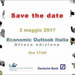 eventi assosvezia camera di commercio italo svedese economic outlook ottava edizione deutsche bank 3 maggio 2017