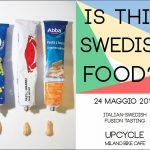 jcc assosvezia camera di commercio italo svedese young professionals fusion tasting upcycle dinner 24 maggio 2017