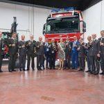 Volvo Group per i Vigili del Fuoco italiani Miniatura
