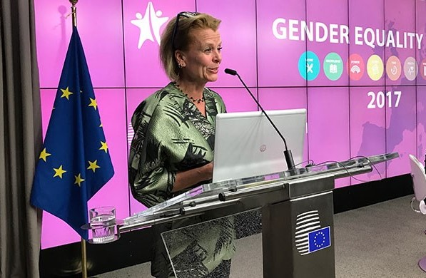 rassegna stampa svedese assosvezia emancipazione svedese pole position Åsa Regnér EIGE riforme
