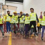 camera commercio italo svedese assosvezia eventi volvo trucks svolvino bambini educazione stradale sicurezza camion stop look wave 12 ottobre 2017