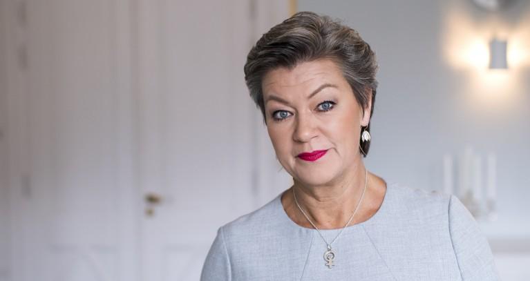 rassegna stampa svedese assosvezia diritto del lavoro europeo eu Ministro del Lavoro Ylva Johansson