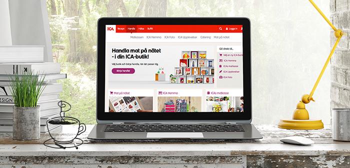 rassegna stampa svedese assosvezia spesa click Svensk digital handel food & grocery