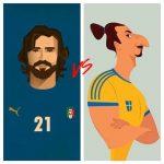 jcc assosvezia camera di commercio italo svedese young professionals read to russia 2018 play off world cup game football italy vs sweden 13 novembre 2017