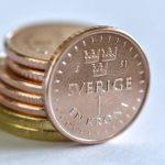 rassegna stampa svedese assosvezia corona svedese massimi annuali deprezzamento Riksbanken