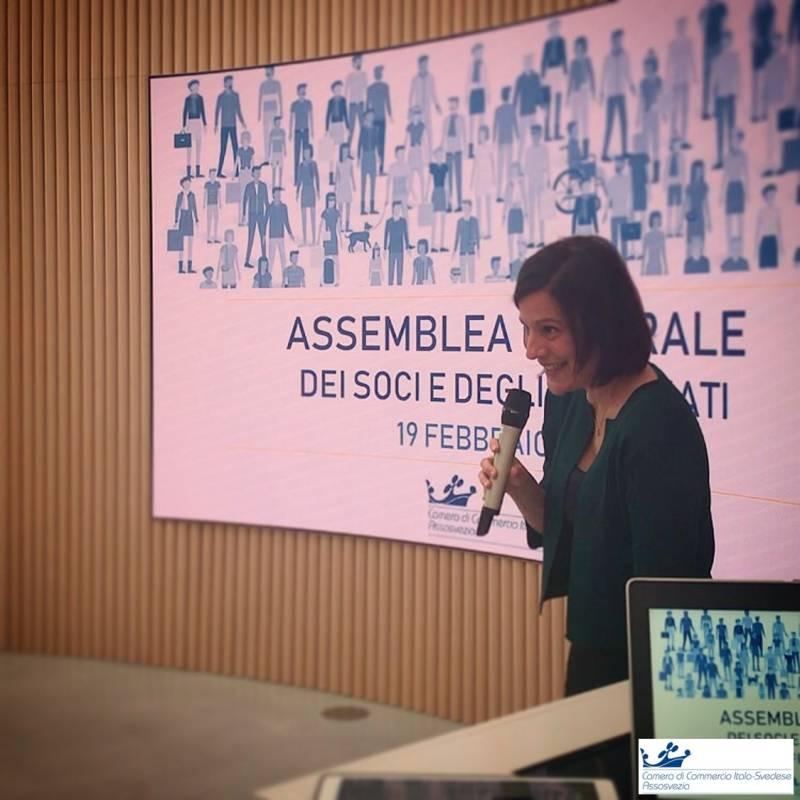 Assemblea Generale dei Soci e degli Associati Assosvezia 2018 – La Corporate Social Responsibility rende le aziende ancora più competitive