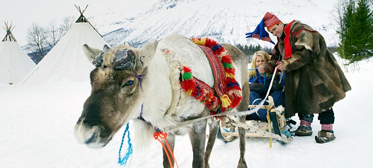 rassegna stampa svedese assosvezia folklore centenario sami 6 febbraio lapponia festival staare