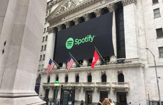 rassegna stampa svedese assosvezia tech stock debutto spotify borsa new york stock exchange wall street