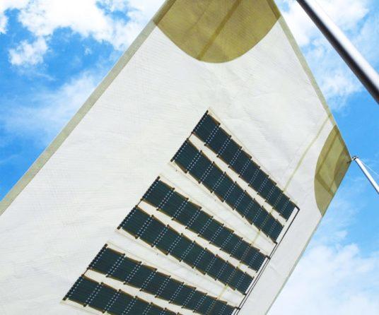rassegna stampa svedese assosvezia fotovoltaico campeggio tenda solare accumula energia ecosostenibile