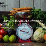 rassegna stampa svedese assosvezia cibo spazzatura catering sostenibile Sopköket