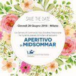 2018 28 giugno midsommar aperitivo camera di commercio italo svedese eventi assosvezia quarta edizione networking aziende svedesi caiazza zero starging ideas