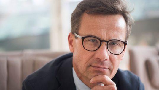 rassegna stampa svedese assosvezia Moderaterna Ulf Kristersson incarico governo