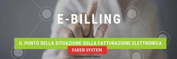 Fatturazione elettronica B2B | Faber System
