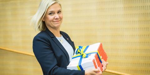 governo transitorio proposta finanziaria bilancio 2019 svezia rassegna stampa svedese assosvezia