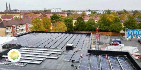 scuola Tiundaskolan sorgente acqua salata produzione energia ecosostenibile blue sky energy rassegna stampa svedese assosvezia