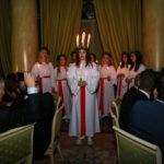Cena di Gala di Santa Lucia 2018: torna la tradizione svedese a Milano Miniatura