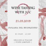 Wine Tasting with JCC Miniatura