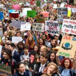global strike future manifestazione greta thunberg rassegna stampa svedese