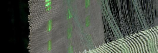 tessuto elettrico flessibile energia cinetica rassegna stampa svedese