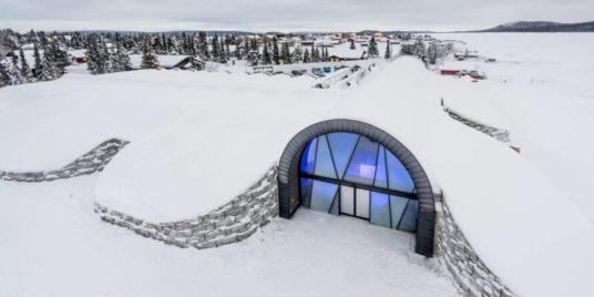 icehotel 365 aperto tutto l'anno