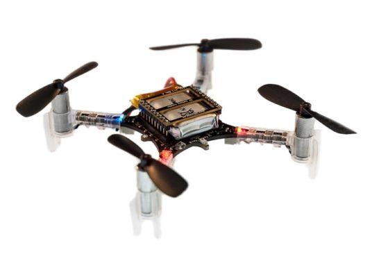 bitcraze crazyflie applicazioni droni futuro