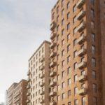 quartiere stoccolma Hagastan grattacieli sostenibili legno